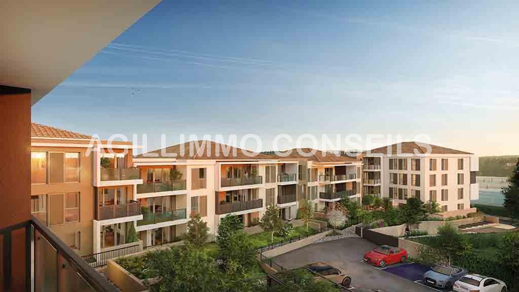 Appartements neufs Les balcons de Provence - DRAGUIGNAN