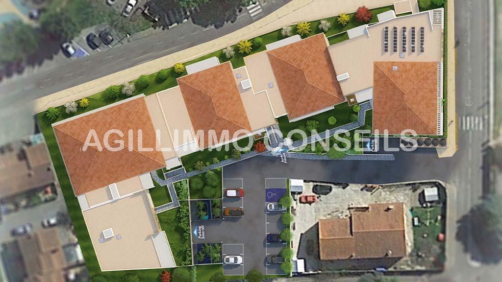 Appartements neufs Les balcons de Provence - DRAGUIGNAN Var