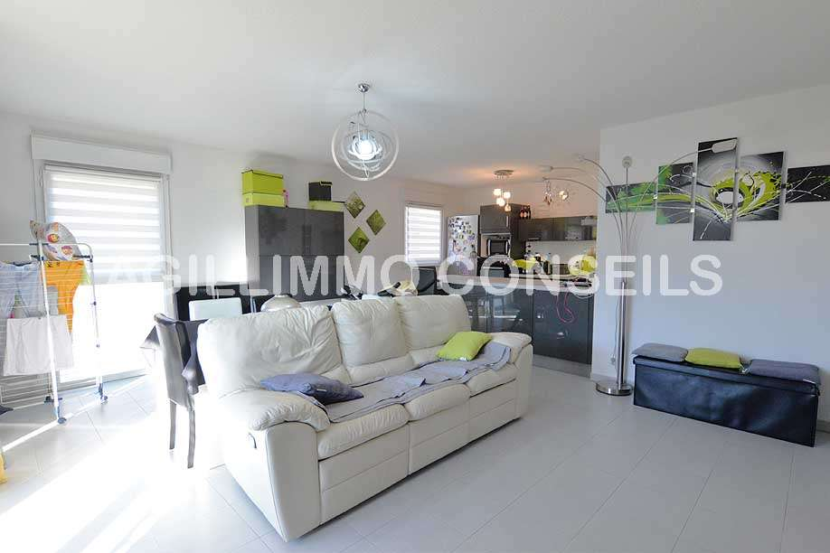 Appartement 3P moderne avec garage et belle terrasse - PUGET SUR ARGENS