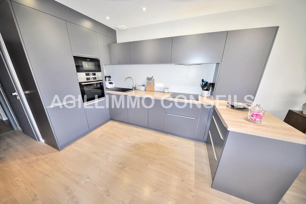 Villa 3 Pièces - 2 chambres - Garage - Piscine - PUGET SUR ARGENS - Var