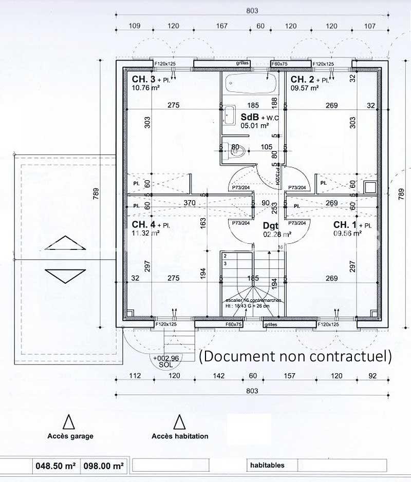 Maison neuve de constructeur - Var