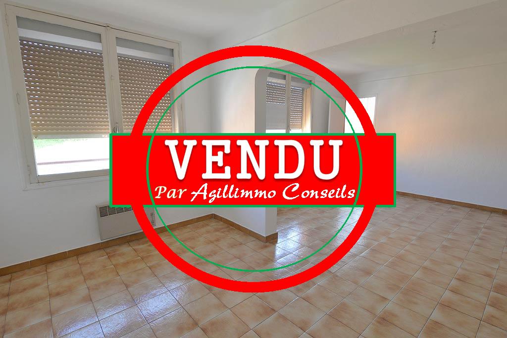 Bel Appartement 4P avec cave et loggia - PUGET SUR ARGENS