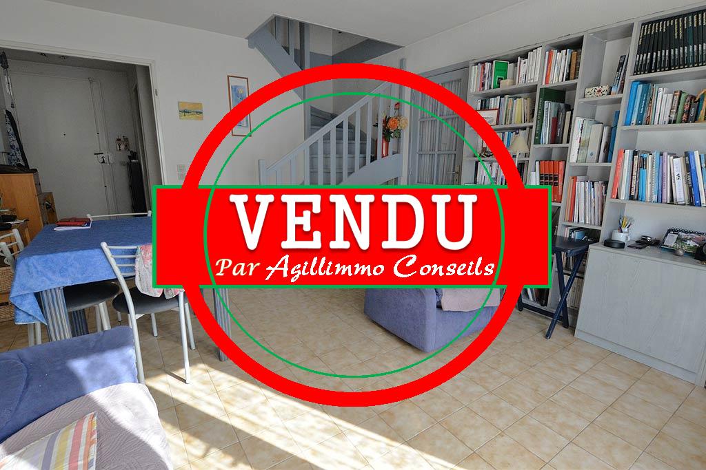 Maison 3 pièces avec jardin et garage - PUGET SUR ARGENS